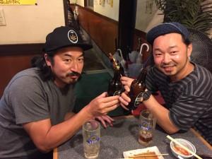 社長と長尾さん
